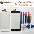 Oukitel U7 Pro С Сенсорным Экраном 100% Оригинал Замена Панели Дигитайзер Сенсорный Экран Для Oukitel U7 Pro Smartphone