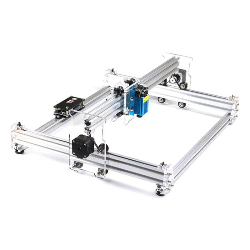 30x40cm EleksLaser-A3 Pro 500mW Laser Engraving Machine CNC Laser Printer Engraving Accuracy 0.01mm