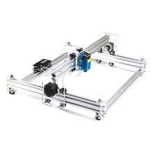 30x40cm EleksLaser A3 Pro 500mW lazer oyma makinesi CNC lazer yazıcı gravür doğruluk 0.01mm