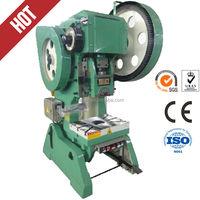 Oval Shape Hole Punch Sheet Metal Stamping Machine Pressing Machine