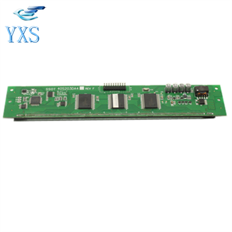 New and Original 40S203DA4 Fluorescent Display Module 40S203DA4 REV C MODULE 40S203DA4 REV F saimi skdh145 12 145a 1200v brand new original three phase controlled rectifier bridge module