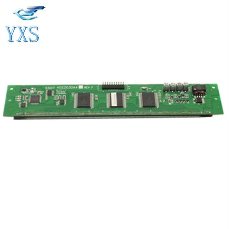 Nuevo y Original 40S203DA4 Módulo de pantalla fluorescente Module módulo REV C 40S203DA4 REV F