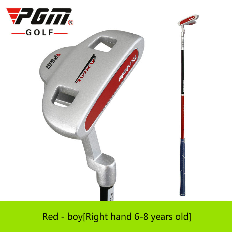 PGM golf clubs children practice putter boys and girls 3 to 12 years old indoor and outdoor products 2018 new pgm high quality golf children s club boys and girls putt free shipping