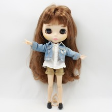 Cool Casual Clothes for Blythe Doll Jean Jackets Shirts Shorts
