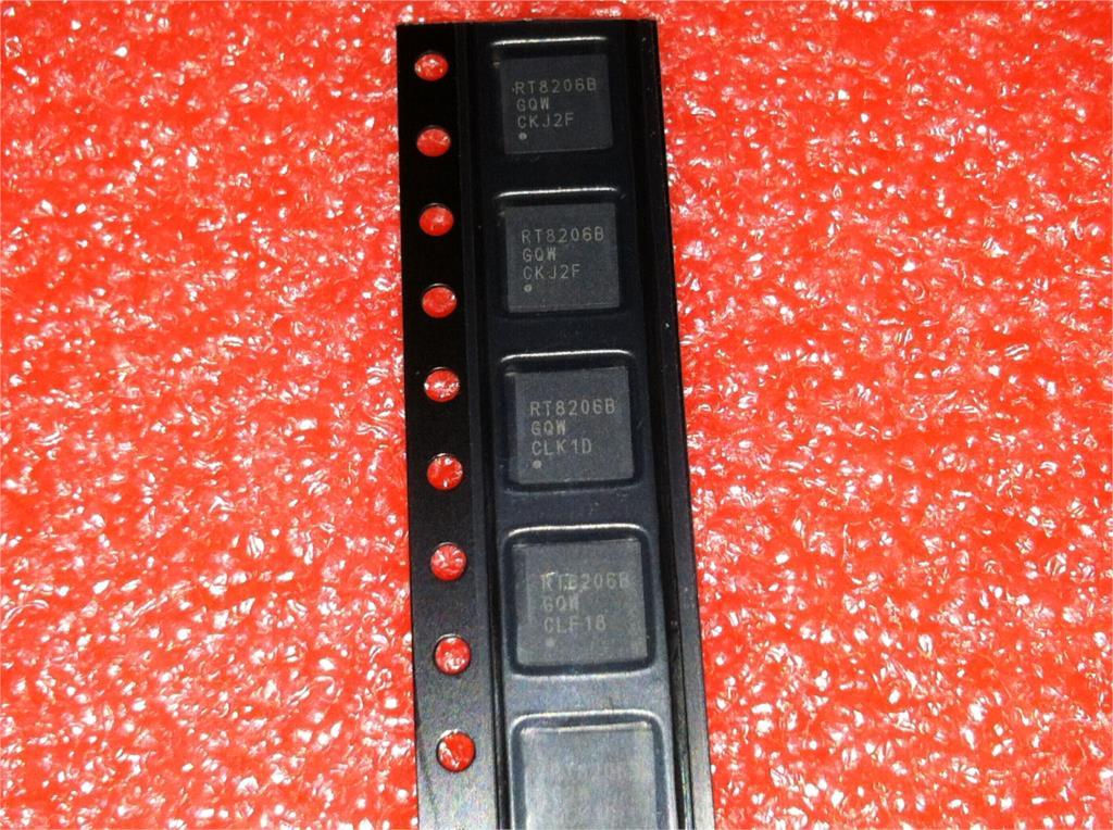 10 pcs/lot 100% Nouveau RT8206BGQW RT8206B QFN-32 Chipset En Stock10 pcs/lot 100% Nouveau RT8206BGQW RT8206B QFN-32 Chipset En Stock