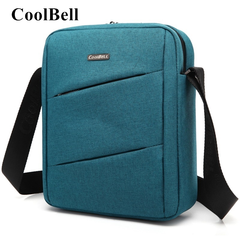2017 Newest Cool Bell Brand Nylon Handbag,Messenger Bag For ipad 1/2/3/4, For 8,9.10 Tablet Case,Free Drop Shipping.6202 hot brand bubm accessories storage bag for ipad mini 7 case for tablet 3 pcs in 1 suit handbag free drop shipping
