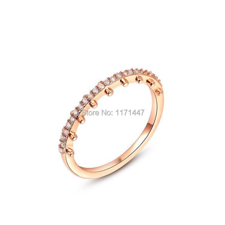 Mens Ladies Korean Drama Simple Style Special Designer Finger ...