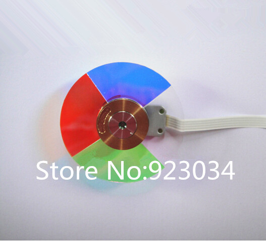 Wholesale Projector Color Wheel for Optoma EP759 Free shipping projector color wheel for optoma hd72 free shipping