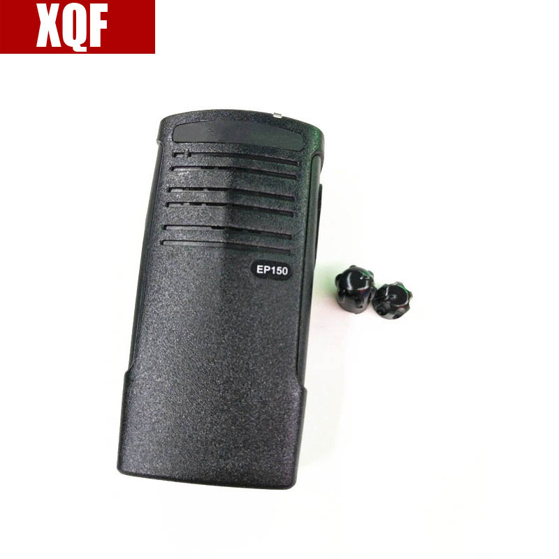 XQF Front Cover Panel Shell Surface For Motorola EP150 Two Way Radio With Speaker