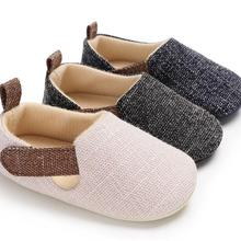2019 New Fashion Baby Boy Shoes Infant First Walkers Nonslip