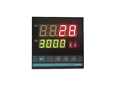 Factory Supplied Large Universal Digital PID Temperature Controller with SSR Output and 2 Alarms rakesh kumar and vineet shibe comparision conventional pid controller