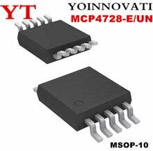 buy best dacs and get free shipping on aliexpress comfree shipping 20pcs lot mcp4728 e un mcp4728 4728 msop10 dac 12bit w i2c ic best quality