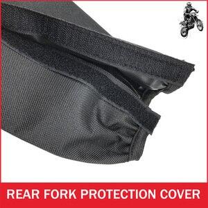 Image 3 - Housse de protection pour fourche arrière de moto 26cm 34cm, protection de Suspension pour Dirt Bike Pit Pro