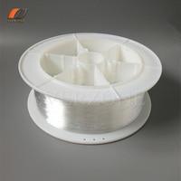 Free Shipping 0.75mm Diameter 2700m/roll End Light PMMA Plastic Optical Fiber Light Cable for Fiber Optic Lamp