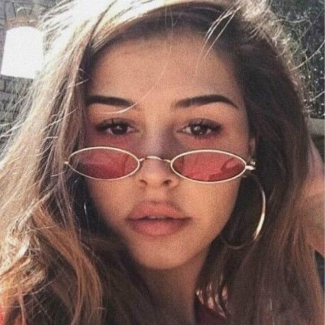 Овальные солнцезащитные очки | Aliexpress