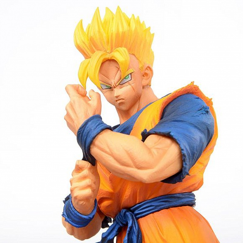 Dragon Ball Z Super gohan Resolution of Soldiers anime cartoon action & toy figures Collection model toy KEN HU STORE ancient knight 28pcs set soldiers and horses medieval model toy soldiers figures