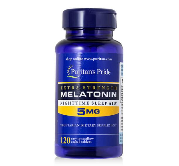 Rapid Release Melatonin 5 mg 120 Count Night Sleep Assistance free shippingRapid Release Melatonin 5 mg 120 Count Night Sleep Assistance free shipping