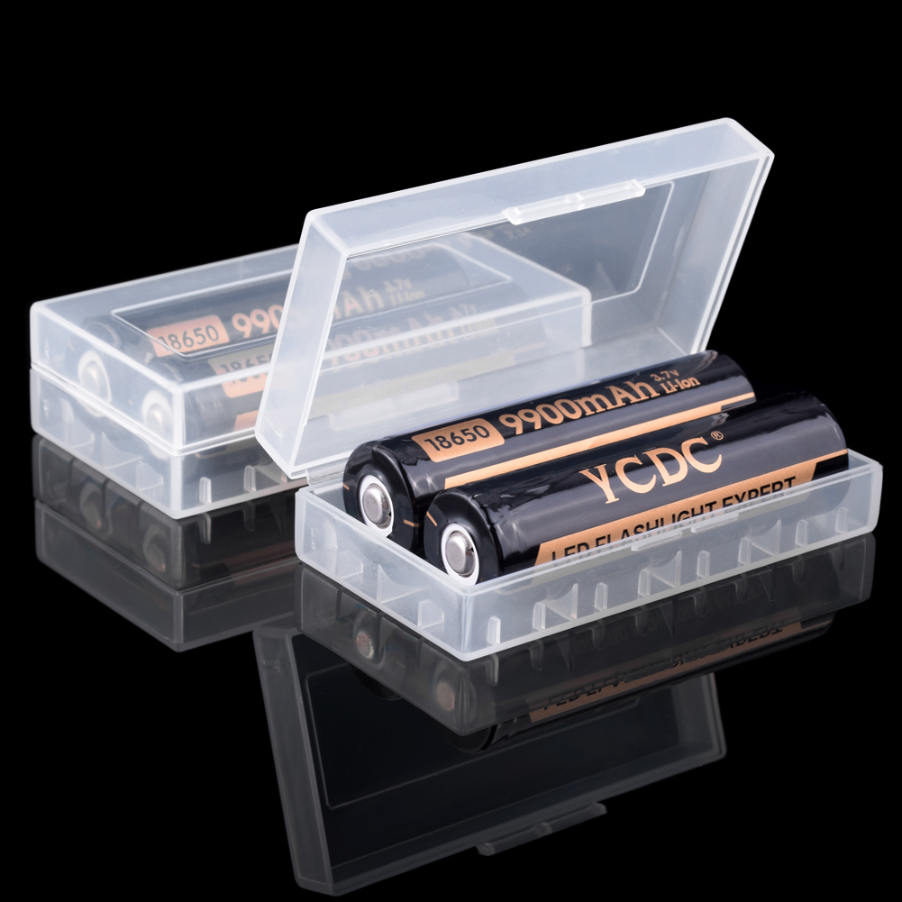 YCDC 4 Styles---18650 AA AAA Battery Hard Plastic Case Storage Boxes Cover Holder Cells Power Bank Box