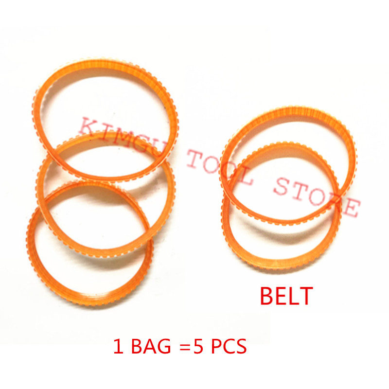5 Pcs Plastic Belt For MAKITA 225007-7 N1900B KP0800 1923B KP0810C KP0810 KP0810CK 1923H 1902 1901 Portable Planer