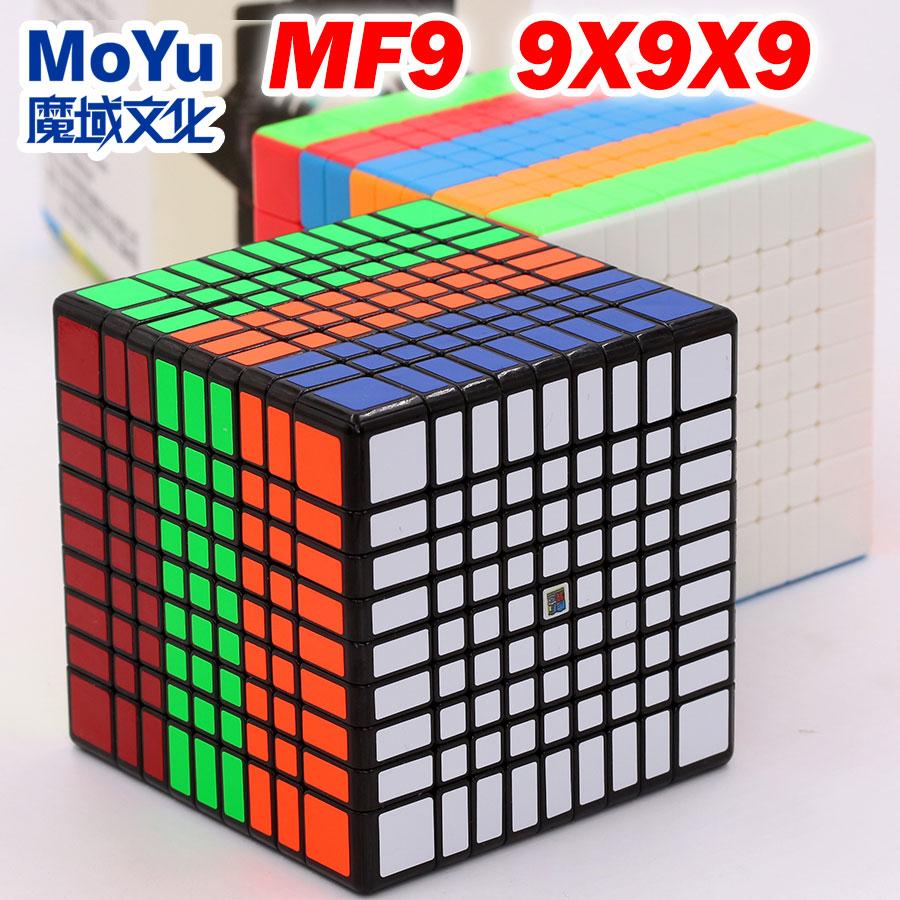 Puzzle Magic Cube Moyu cubing classroom Mofang Jiaoshi MF9 9x9x9 9*9*9 9 layer level educational professional speed cube toys Z