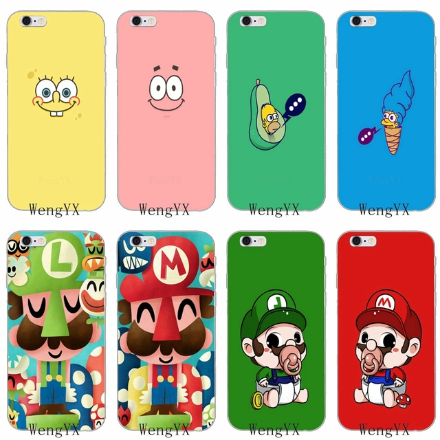 Anime Cartoon You And Me Bff Best Friends Ultra Thin Soft Phone Case