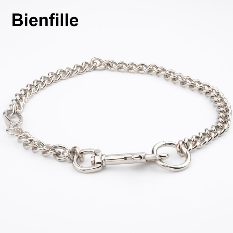 Wholesale Fashion Snake Chain Choker Necklace Lobster Clasps Long  Vintage Chain Necklace For Men Women