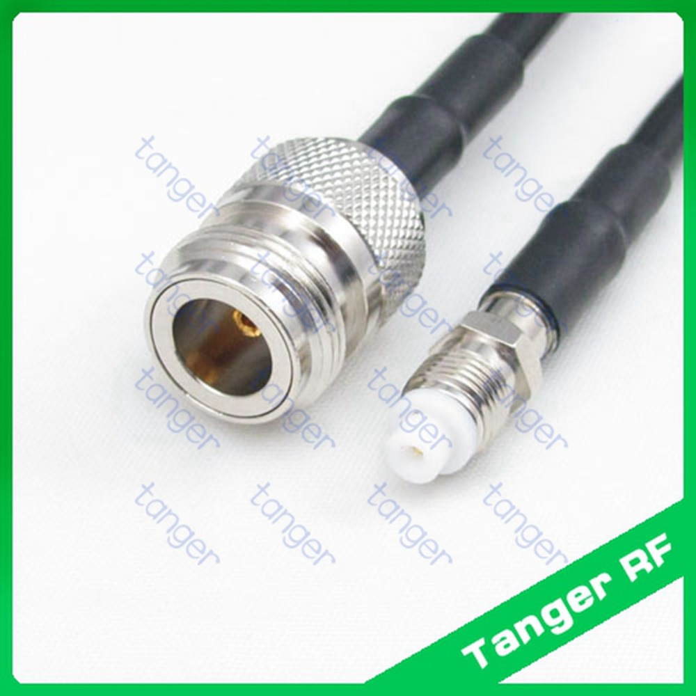 ୧ʕ ʔ୨Hot Selling Tanger FME female jack to N female jack connector ...