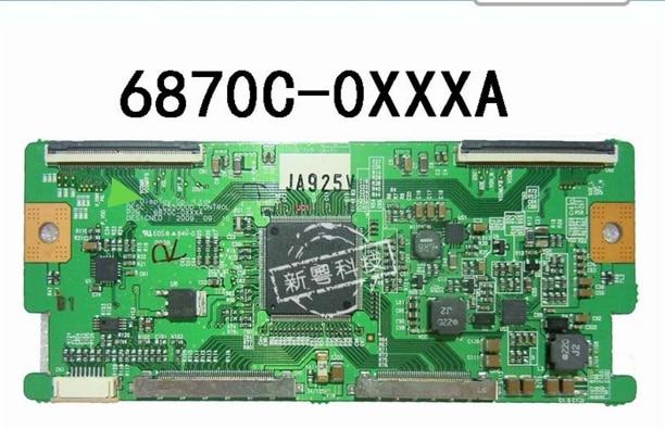 6870C-0XXXA Logic board for screen LC550DUD  T-CON connect board цена 2016