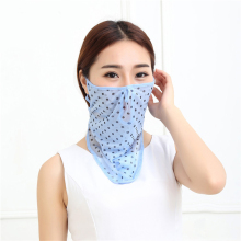 new hanging ear type neck protection mask dustproof UV mask