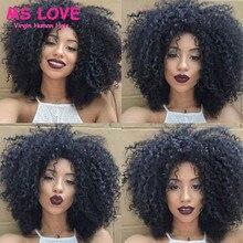 Kinky Curly Virgin Hair 1 Bundle Yvonne Brazilian Kinky Curly Hair Weave Top 7A Unprocessed Kinky Curly Human Hair For Sale