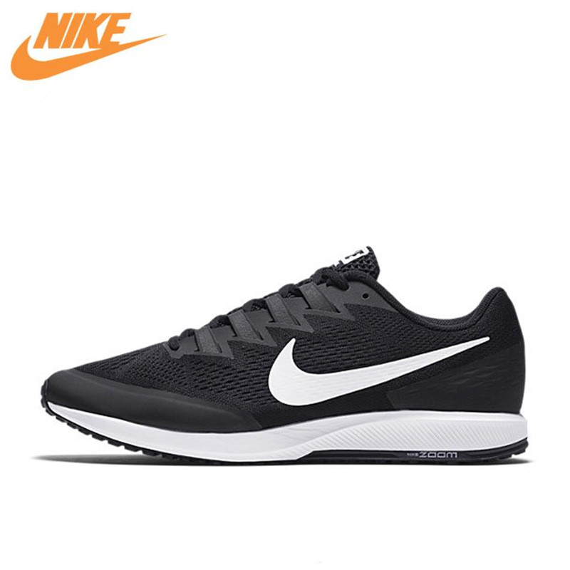 Nike Original New Arrival Official AIR ZOOM SPEED RIVAL 6 Breathable Men's Running Shoes Sports Sneakers 880554-001 original new arrival 2017 nike zoom condition tr women s running shoes sneakers