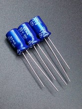 30PCS Japan ELNA blue robe RE3 47uF/50V origl authentic 47uf 50v spot 6.3 * 11 free shipping