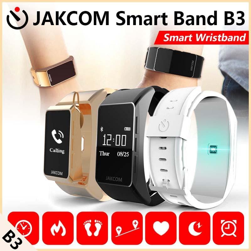 Jakcom B3 Smart Band Smartband Heart Rate Monitor Wristband Fitness Flex Bracelet for iOS Android PK