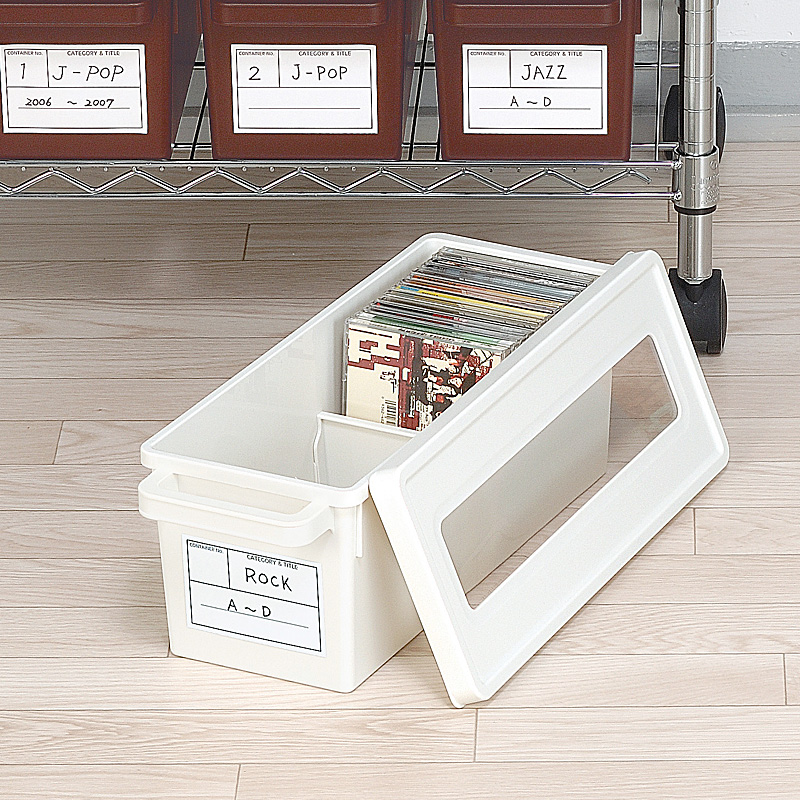high quality game cd organizer cd storage case box container cd dvd disk storage box with