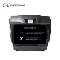 1024 600 Quad Core Android 6 0 Car DVD Player GPS Glonass For Toyota Chevrolet Colorado