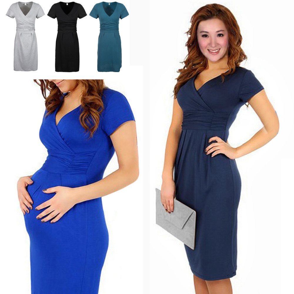 Ebay maternity dresses online get cheap stretch wrap dress aliexpress alibaba group ombrellifo Images