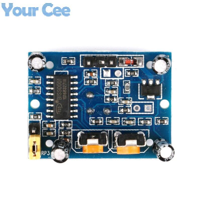 10 stücke HC-SR501 Einstellen IR Pyroelektrische Infrarot PIR Menschen Motion Sensor Detektor Modul DC 5 V-20 V