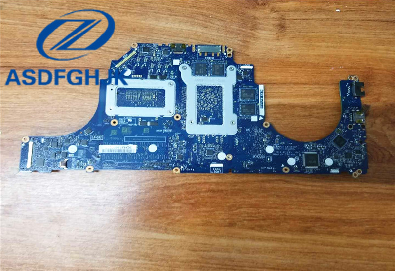Laptop Motherboard AAP11 LA C911P FOR Dell for Alienware 15 R2 Motherboard H6J09 0H6J09 CN