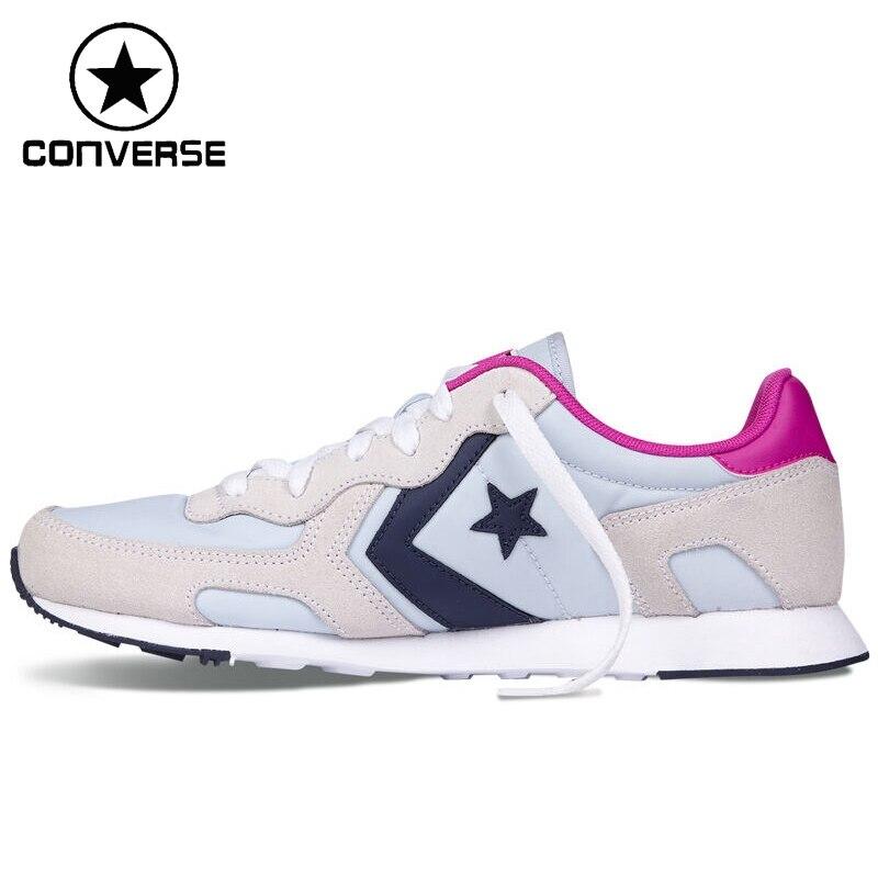 Оригинальный Новое поступление 2017 Converse 84 Thunderbolt ультра Для женщин Кроссовки Спортивная обувь