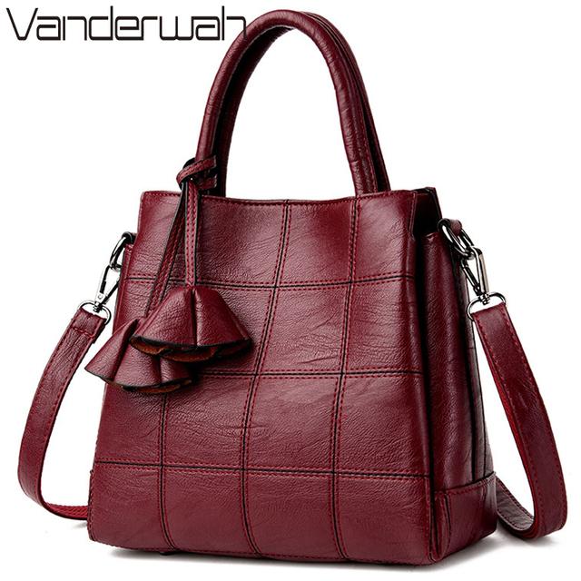 Main Leather Luxury Handbags Women