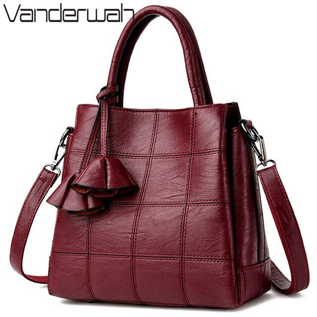 f817b326dc7c5 Sac głównym skórzane luksusowe torebki kobiet torby torebki markowe  wysokiej jakości kobiety crossbody torba na ramię