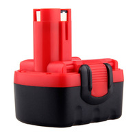 New 12V 2.0Ah Ni CD Rechargeable Battery Replacement Power Tool for Bosch Battery BAT043 2 607 335 692 22612 Drill Batteries