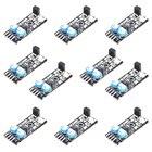 Smart Electronics 10pcs/lot KY-032 4pin IR Infrared Obstacle Avoidance Sensor Module for Arduino Diy Smart Car Robot KY032