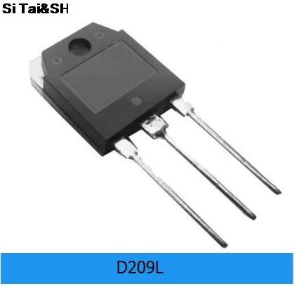 10pcs/lot D209L D209 2SD209L TO-247 New Original