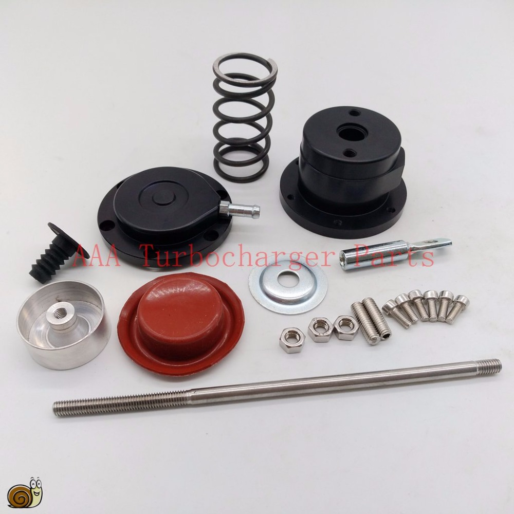 Universal Adjustable Turbo Actuator 1 5bar spring Internal Wastegate with pressure data detail Supplier AAA Turbocharger