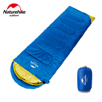 NatureHike Lightweight Waterproof Compact Single Sleeping Bag With Compression Sack For Outdoor Backpacking Camping Hiking