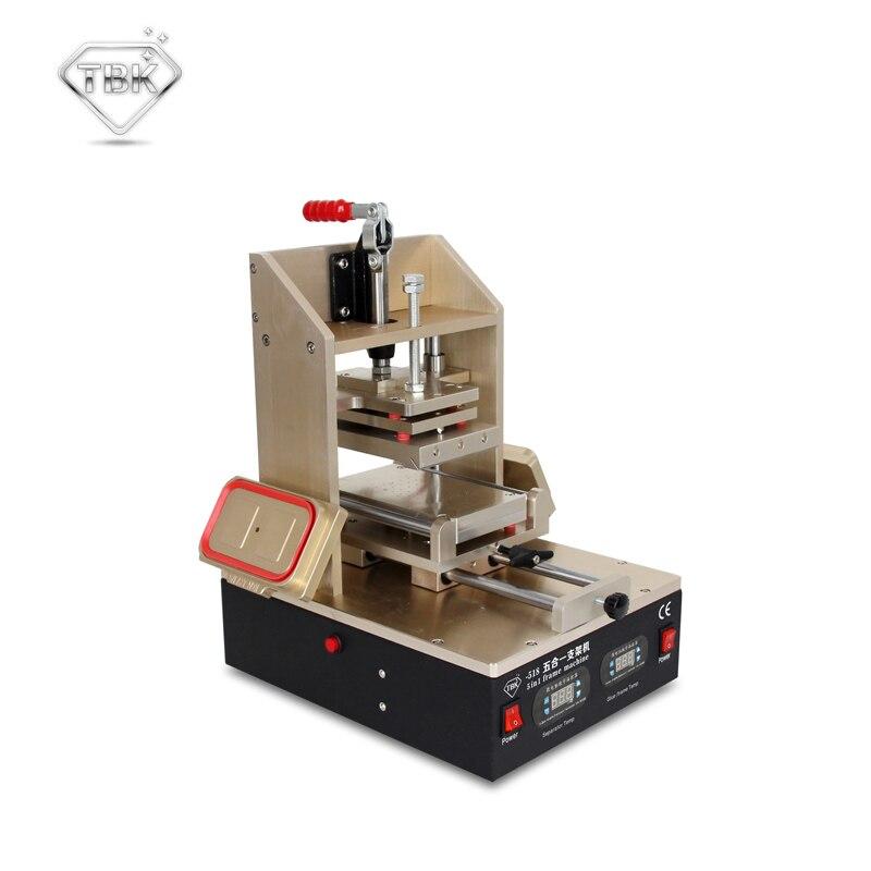 TBK-808 LCD OCA vakuuminio laminavimo mašina + 518 5in1 LCD - Įrankių komplektai - Nuotrauka 4