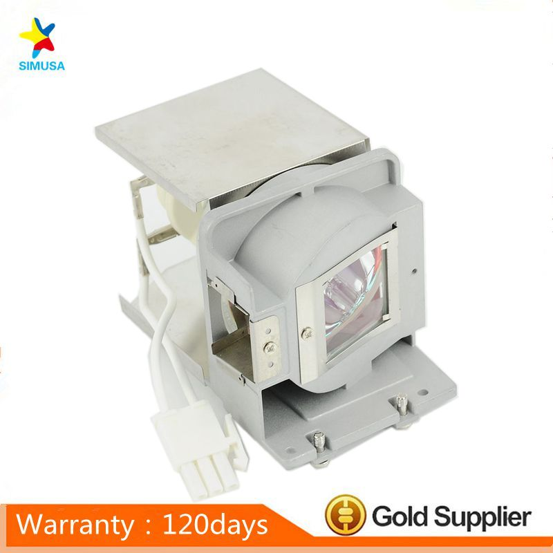 AWO Original Projector Bare Lamp Bulb R9832752 with Housing Fit for Barco RLM W8