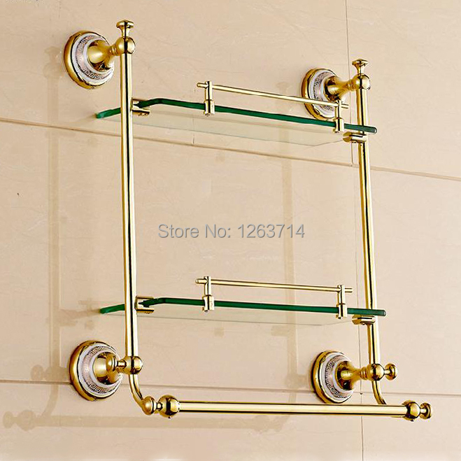wholesale and retail promotion golden brass wall mounted. Black Bedroom Furniture Sets. Home Design Ideas