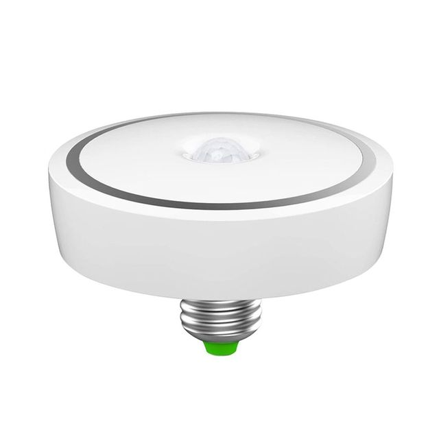 Us 7 57 23 Off Motion Sensor Led Light Bulb 15w Smart Pir Built In Infrared Detector Indoor Outdoor Lighting Lamp For Hallway Bedroom